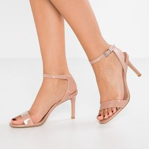 Steve Madden FAITH High Heeled Sandals Blush